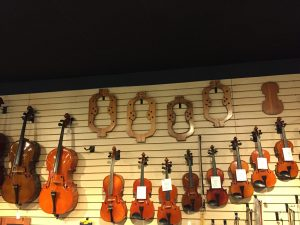 orchestra instruments ohio