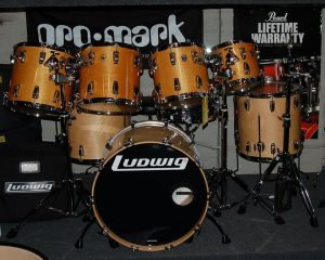 ludwig drum dayton ohio