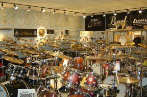 hauer music drum kit