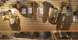 dayton ohio band instruments